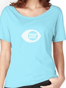 peep show Women's Relaxed Fit T-Shirt