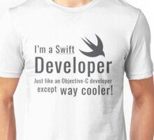 I'm a Swift Developer Unisex T-Shirt