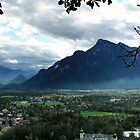 Alps Near Salzburg by davidandmandy