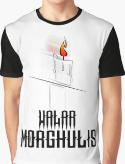 Game of Thrones - Valar Morghulis Graphic T-Shirt