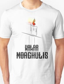 Game of Thrones - Valar Morghulis Unisex T-Shirt