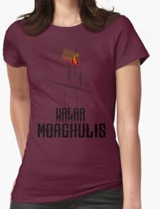 Game of Thrones - Valar Morghulis Womens Fitted T-Shirt