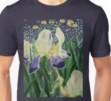 Gele Iris 2 Unisex T-Shirt