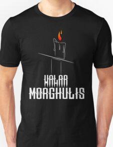 Game of Thrones - Valar Morghulis - Dark Unisex T-Shirt