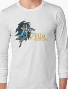 Link - The Legend Of Zelda: Breath of the Wild Long Sleeve T-Shirt