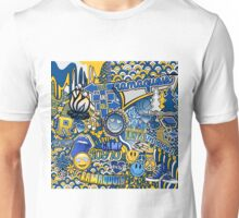 Ramaquois Collage Unisex T-Shirt