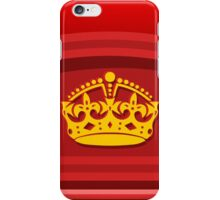 English Red Telephone Cabin iPhone Case/Skin