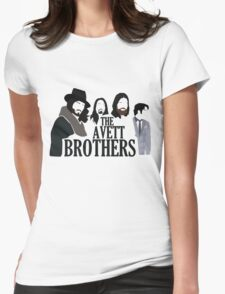 the avett brothers best vector design Womens Fitted T-Shirt