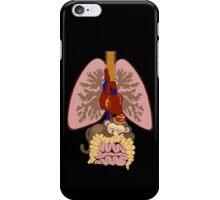Organ Monkey iPhone Case/Skin