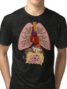 Organ Monkey Tri-blend T-Shirt
