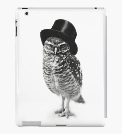 Wise owl iPad Case/Skin
