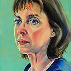 Self Portrait 2011 by JolanteHesse