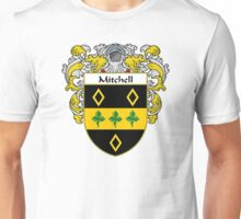 Mitchell Coat of Arms/Family Crest Unisex T-Shirt