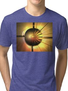 Mercury Sunrise Tri-blend T-Shirt