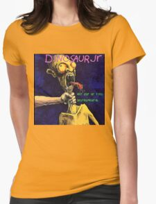 get out of this instrumental - dinosaur jr Womens Fitted T-Shirt