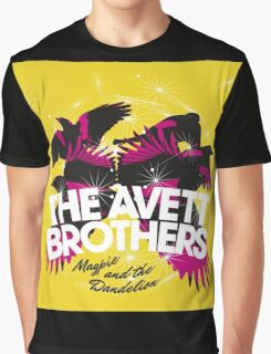the avett brothers magpie and the dandelion Graphic T-Shirt