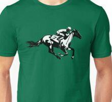 Horse Race Jockey Unisex T-Shirt