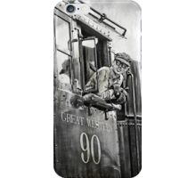 Engineer of The Great Western iPhone Case/Skin