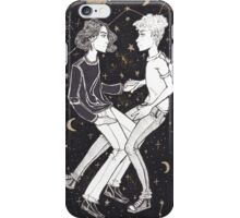 He Said We'd Be Stars iPhone Case/Skin