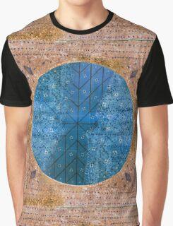 Ancient roman mosaic Graphic T-Shirt