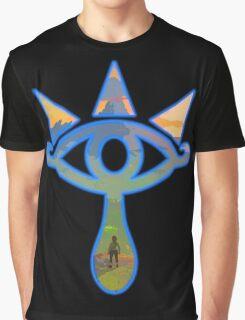 Inside the Sheikah eye Graphic T-Shirt