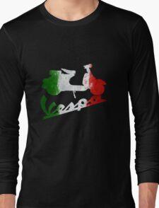 Vespa Classic Long Sleeve T-Shirt
