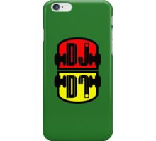 Cool DJ iPhone Case/Skin