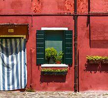 Door and window 258 by Roberto Pagani