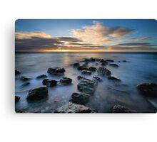 Marino Sunset Canvas Print