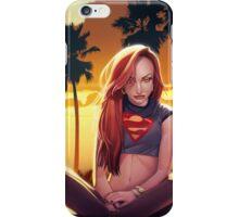 I'm a Supergirl! iPhone Case/Skin
