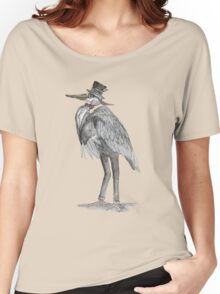 A Very Important Bird Women's Relaxed Fit T-Shirt