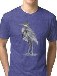 A Very Important Bird Tri-blend T-Shirt