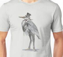 A Very Important Bird Unisex T-Shirt