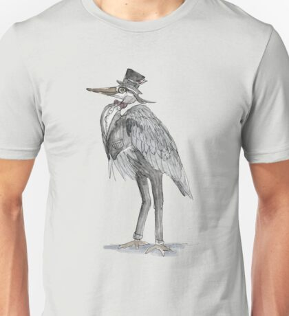 A Very Important Bird Unisex T-Shirt