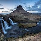 Mt. Kirkjufell by JorunnSjofn Gudlaugsdottir