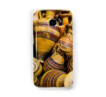 Ancient greek amphorae, Milan, Italy Samsung Galaxy Case/Skin