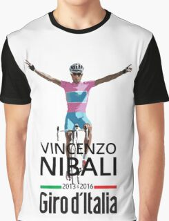 Vincenzo 2016 Clear Graphic T-Shirt