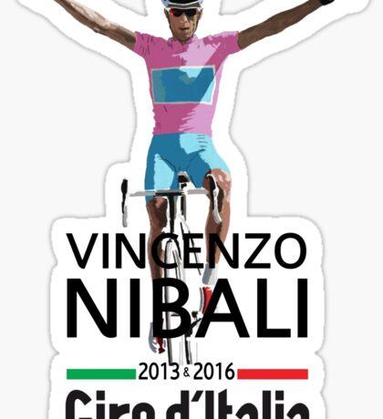 Vincenzo 2016 Clear Sticker