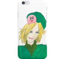 The Kirby Surprise iPhone Case/Skin