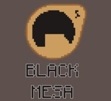 Black Mesa pixelated by jakejeremy