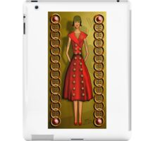 Ring and Dots iPad Case/Skin