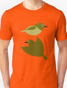 Little birds - design of nature Unisex T-Shirt