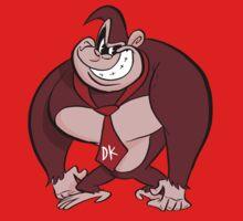 Donkey Kong by TVsKyle