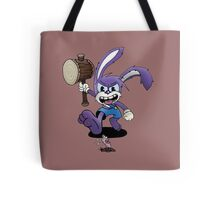 Wacky Wabbit Tote Bag