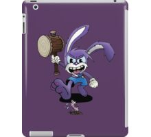 Wacky Wabbit iPad Case/Skin