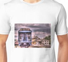 Historic Tuckahoe Train Unisex T-Shirt