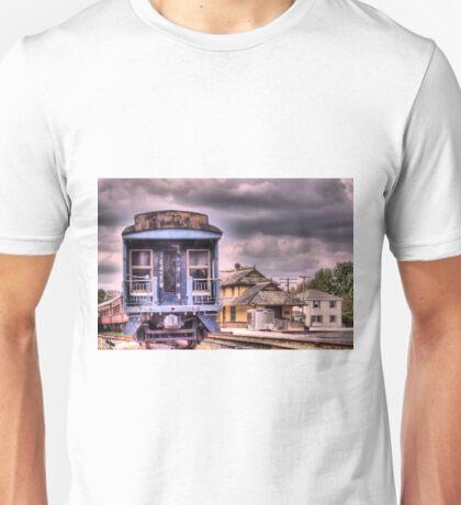 Historic Tuckahoe Train Unisex T-Shirt