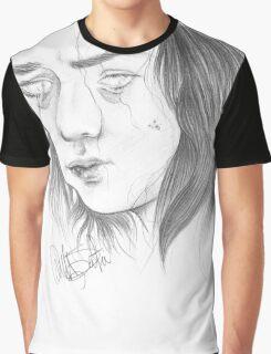 Arya Stark from Winterfell Graphic T-Shirt