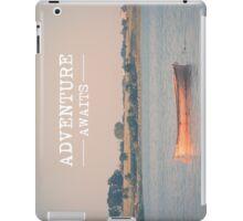 Adventure Awaits iPad Case/Skin