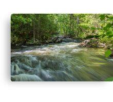 Blakeney Falls Canvas Print